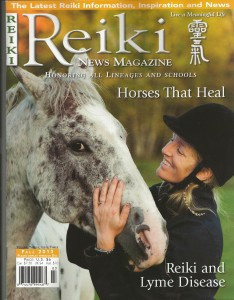 Reiki News Cover